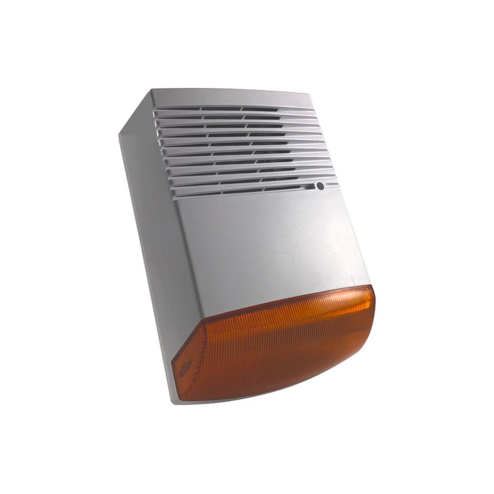 Sirena de exterior cu flash SL-900B, 120 dB, 4-7 Ah imagine spy-shop.ro 2021