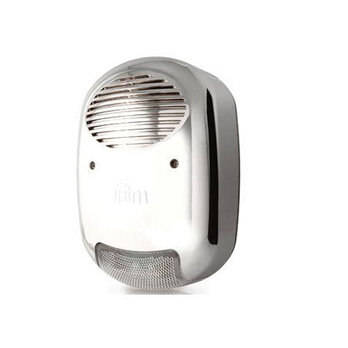 Sirena de exterior Inim Ivy-BM, 103 dbA, cromata, autoalimentare