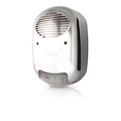 Sirena de exterior Inim Ivy-FM, autoalimentata, 104 dbA, anti spuma