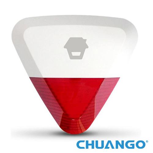 SIRENA DE EXTERIOR WIRELESS CHUANGO WS-280