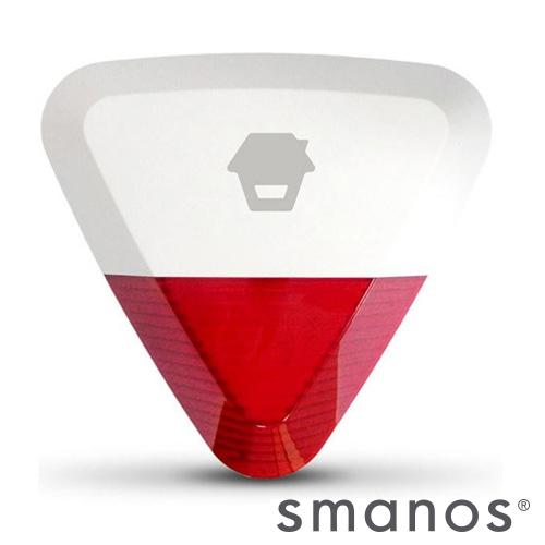 SIRENA DE EXTERIOR WIRELESS SMANOS SS2800