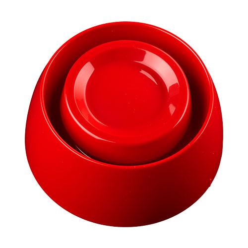 Sirena de incendiu piezo adresabila cu izolator Teletek SensoIRIS WSOU IS, 98 dB, 32 tonuri, alimentare pe bucla imagine spy-shop.ro 2021