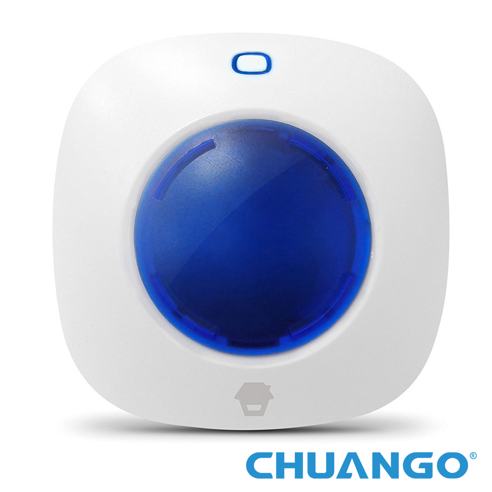 SIRENA DE INTERIOR WIRELESS CHUANGO WS-105