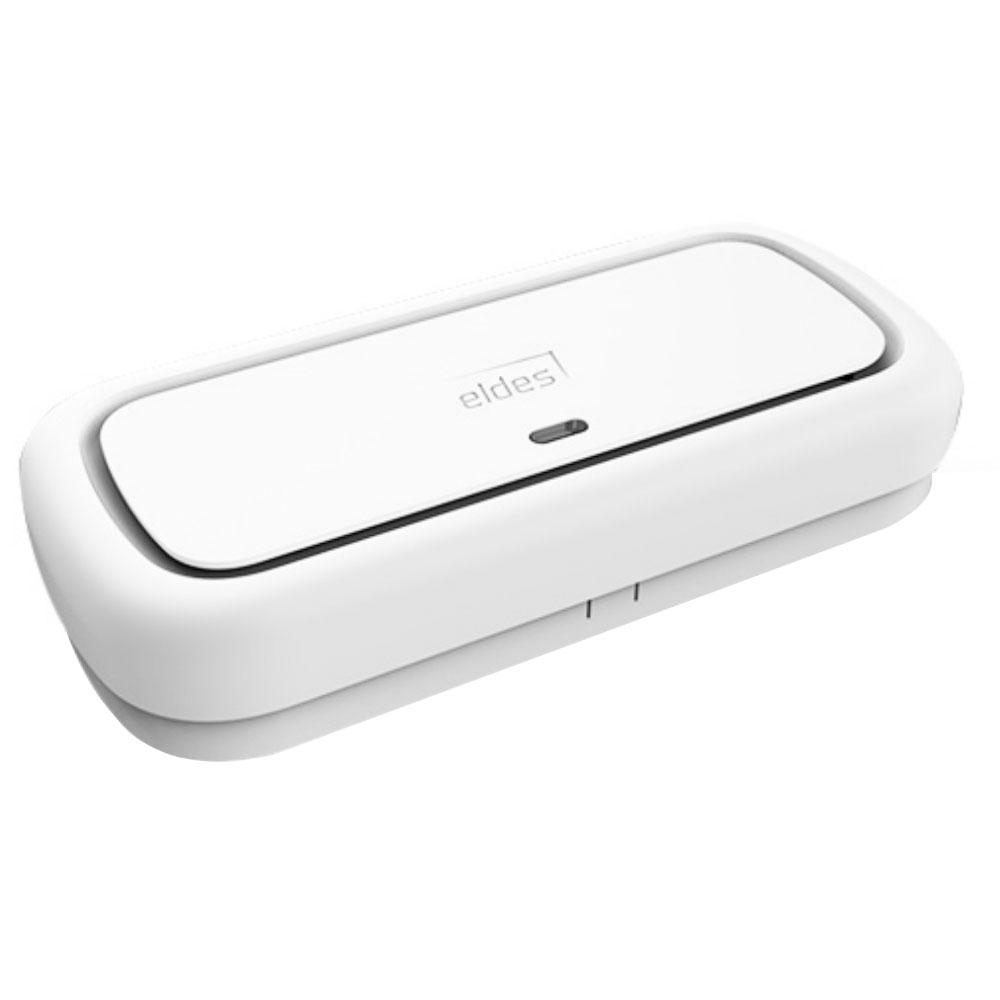 Sirena wireless cu flash de interior Eldes EWS3, 90 dB, RF 150 m, tamper imagine spy-shop.ro 2021