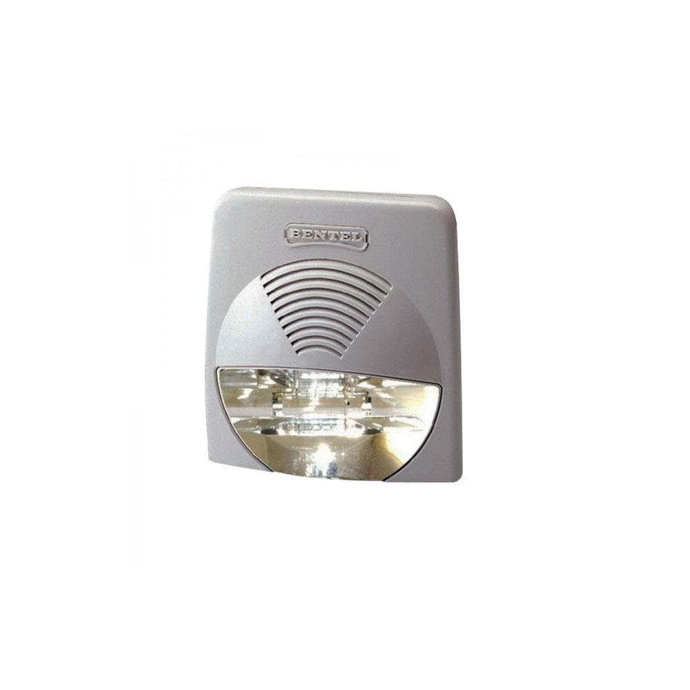 Sirena stroboscopica de interior Bentel WAVE/WS, 104 dB, 2 tonalitati, tamper imagine spy-shop.ro 2021