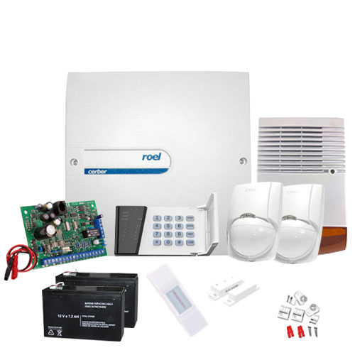 Sistem alarma antiefractie Cerber C52 imagine spy-shop.ro 2021