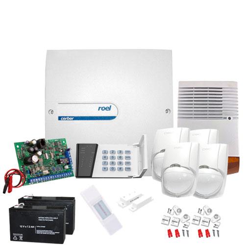 Sistem alarma antiefractie Cerber C52SIS+ imagine