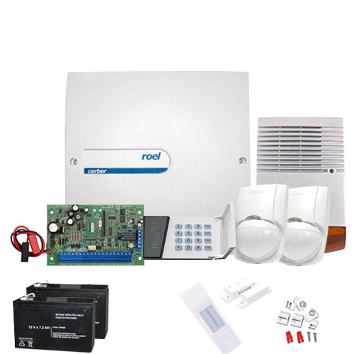 Sistem alarma antiefractie Cerber C62 imagine spy-shop.ro 2021