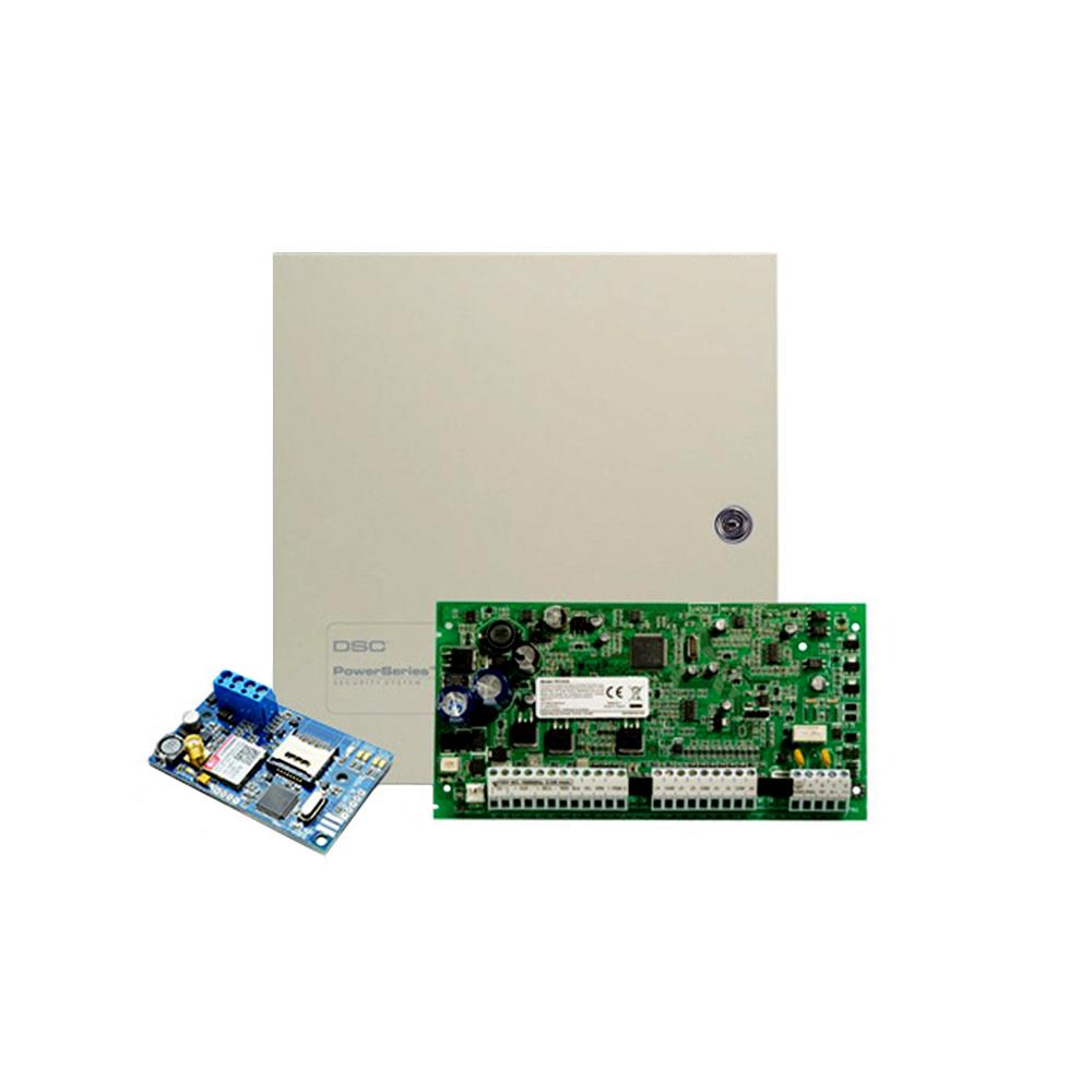 Sistem alarma antiefractie DSC KIT 1616 COMBO imagine