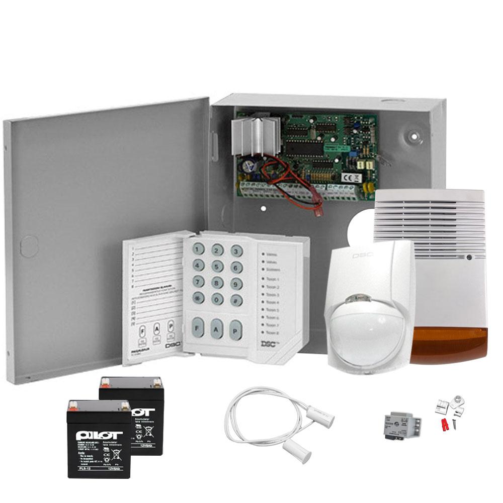 Sistem alarma antiefractie DSC Power PC 585 exterior imagine