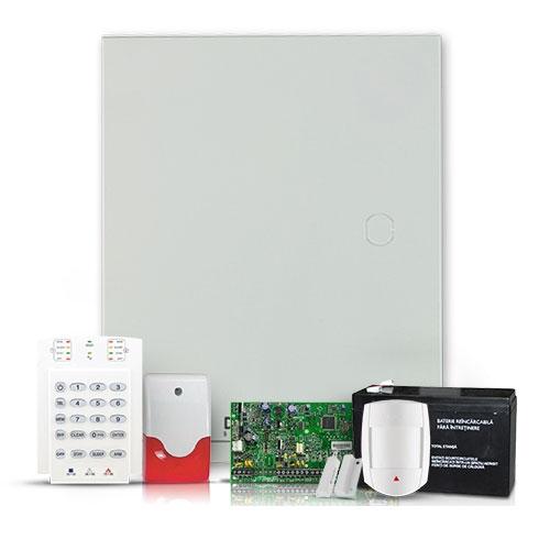 Sistem alarma antiefractie Paradox SP 5500SIS+DG55+K10V