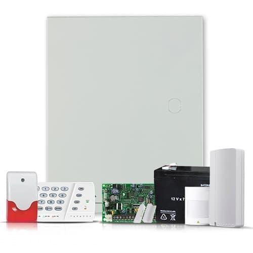 Sistem alarma antiefractie Paradox Spectra KIT SP4000 INT + Comunicator GPRS imagine spy-shop.ro 2021
