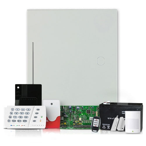 Sistem De Alarma Interior Paradox Spectra SP 4000SIS+K636+RX1 imagine spy-shop.ro 2021