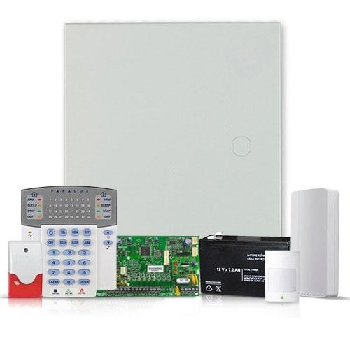 Sistem alarma Paradox Spectra SP 5500SIS+K32+COMUNICATOR GPRS imagine spy-shop.ro 2021