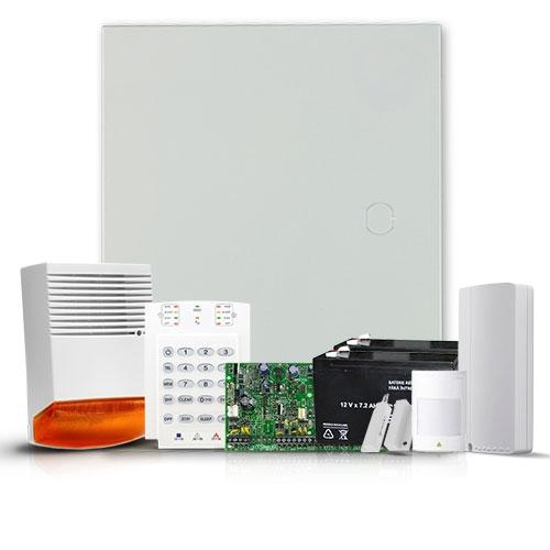Sistem alarma antiefractie Paradox Spectra SP5500 EXT + COMUNICATOR GSM/GPRS imagine spy-shop.ro 2021