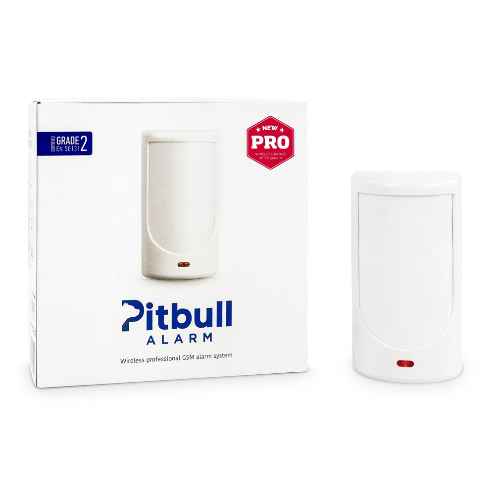 Sistem alarma antiefractie wireless Eldes PITBULL ALARM PRO-3G EU, GSM/GPRS, max 16 dispozitive, RF 3000 m