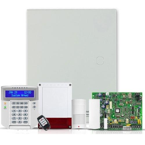 SISTEM ALARMA WIRELESS PARADOX MAGELLAN MG 5000 + K32LCD imagine spy-shop.ro 2021