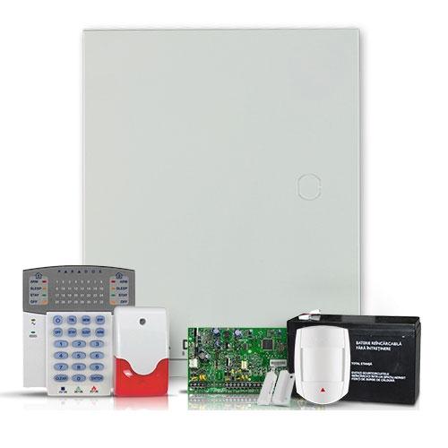 Sistem alarma Paradox Spectra SP 5500+DG55+K32+ imagine spy-shop.ro 2021