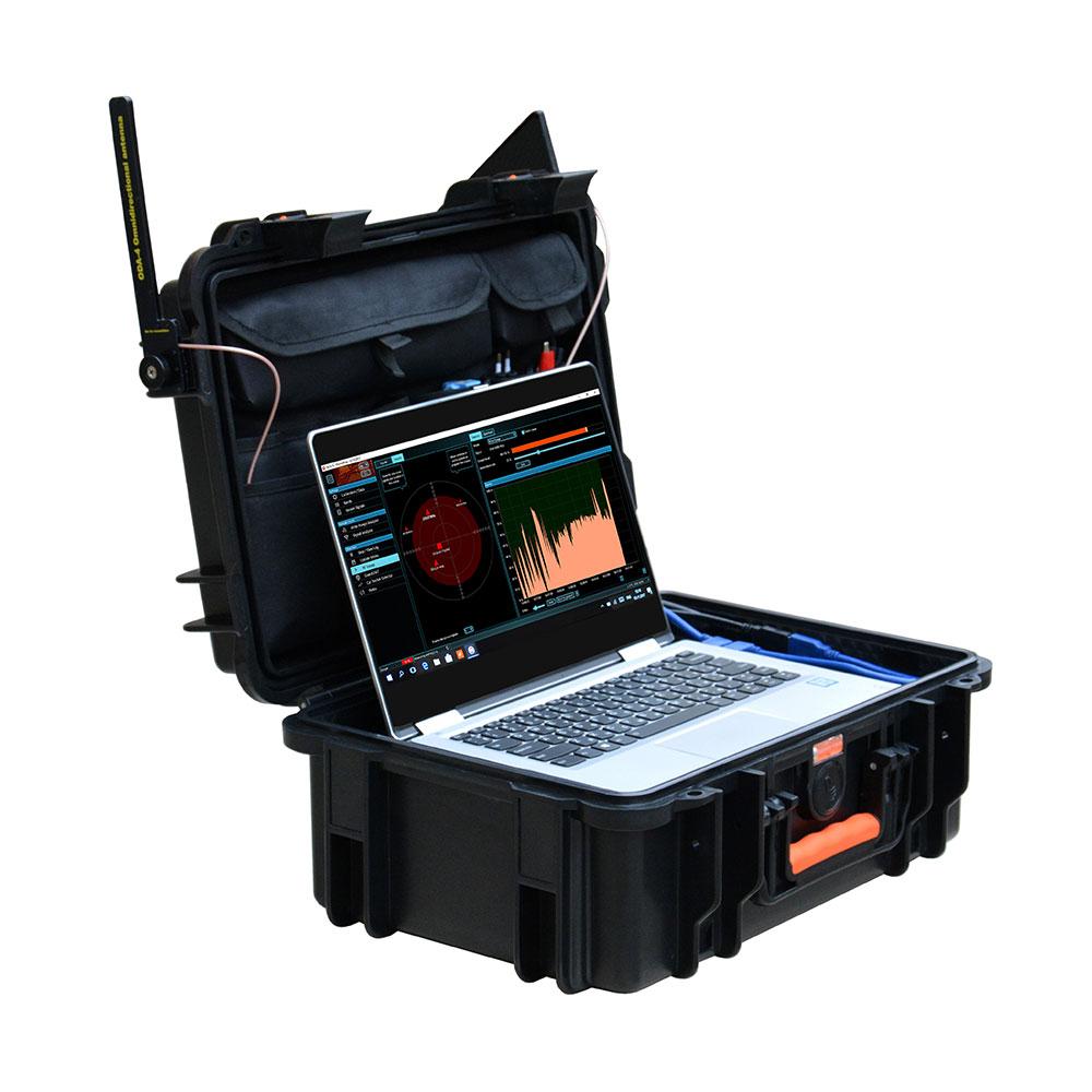 Sistem antispionaj DigiScan Labs Delta X 2000/6 imagine spy-shop.ro 2021