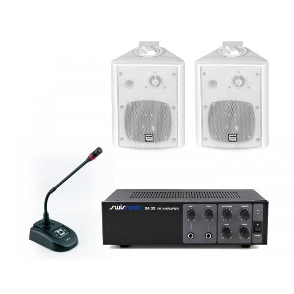 Sistem audio de conferinte STUDIO-M Compact 1 imagine spy-shop.ro 2021