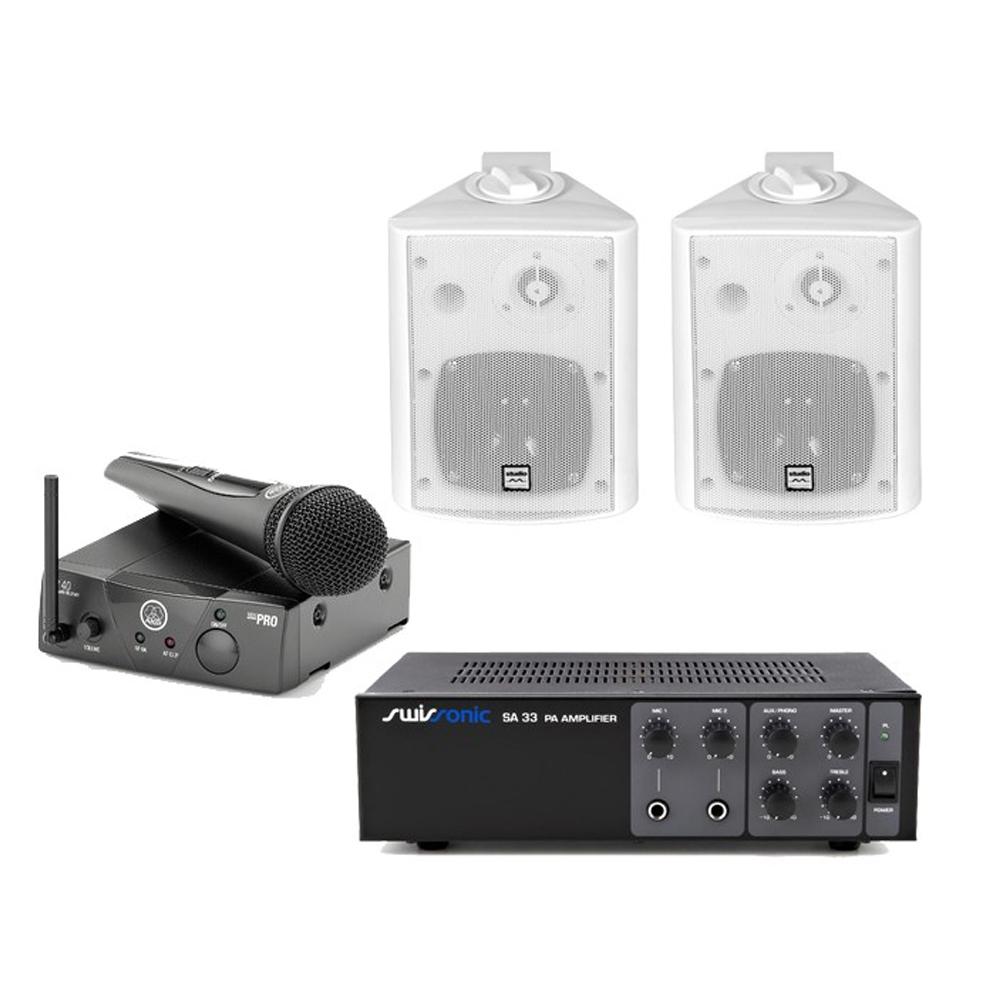 Sistem Audio Conferinte wireless Compact 2