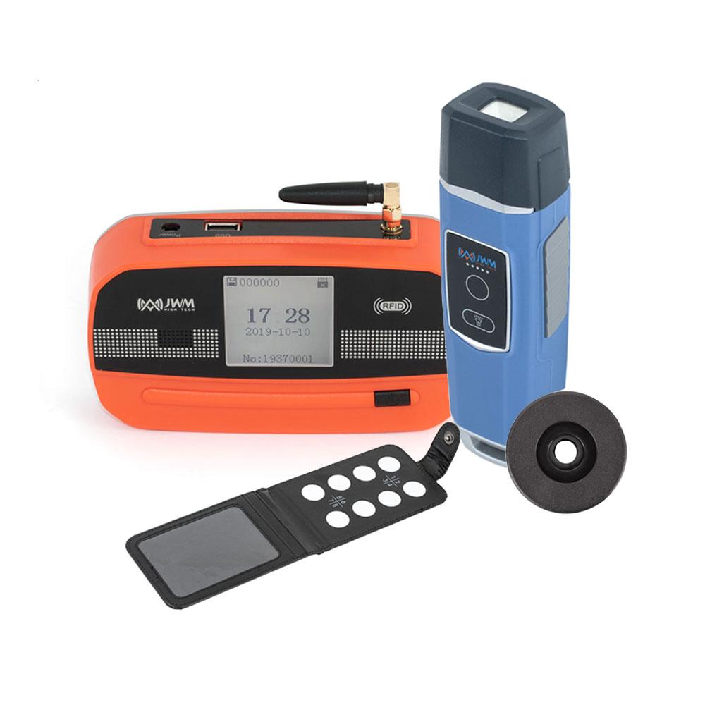 Sistem control patrulare CTRL-ROND, RFID, 3G, EM, 125 kHz, 3 - 5 cm, lanterna LED, 8 evenimente personalizate