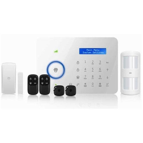 Sistem de alarma wireless Chuango CG-B11, GSM/PSTN