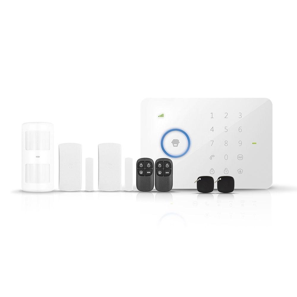 Sistem de alarma wireless Chuango G5 PLUS, GSM/SMS/RFID