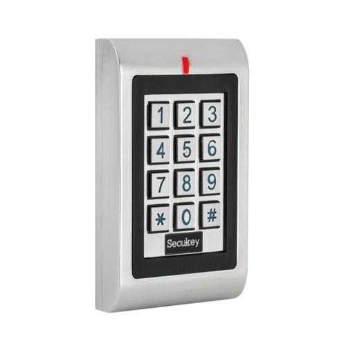 Cititor de proximitate stand alone/controler Secukey SK1, RFID, IP66, 1100 utilizatori imagine spy-shop.ro 2021