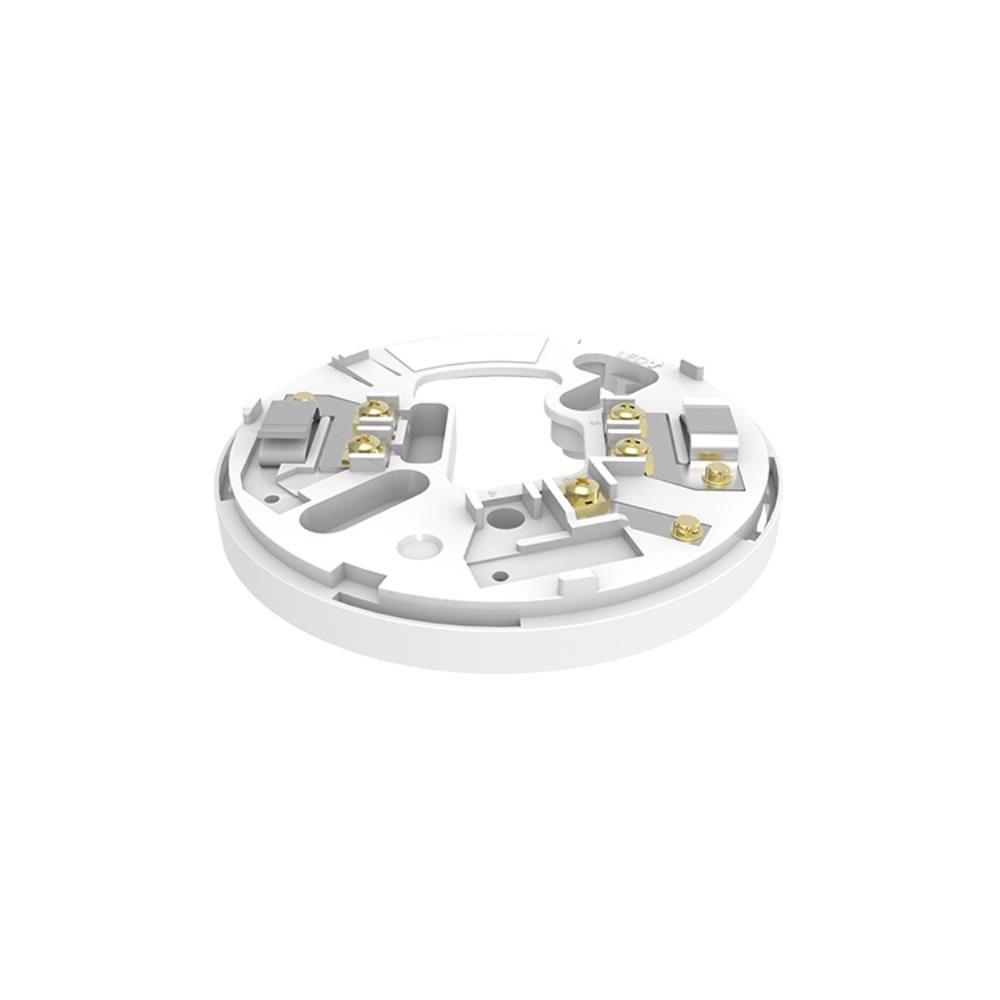 Soclu pentru senzori adresabili Hochiki ESP Intelligent YBN-R/3, 2.5 mm, IP20, alb imagine spy-shop.ro 2021