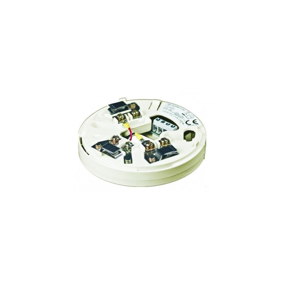 Soclu cu izolator la scurt-circuit Hochiki ESP Marine YBN-R/3(SCI)M, aplicatii marine, 17 - 41 VDC, ABS ivoriu