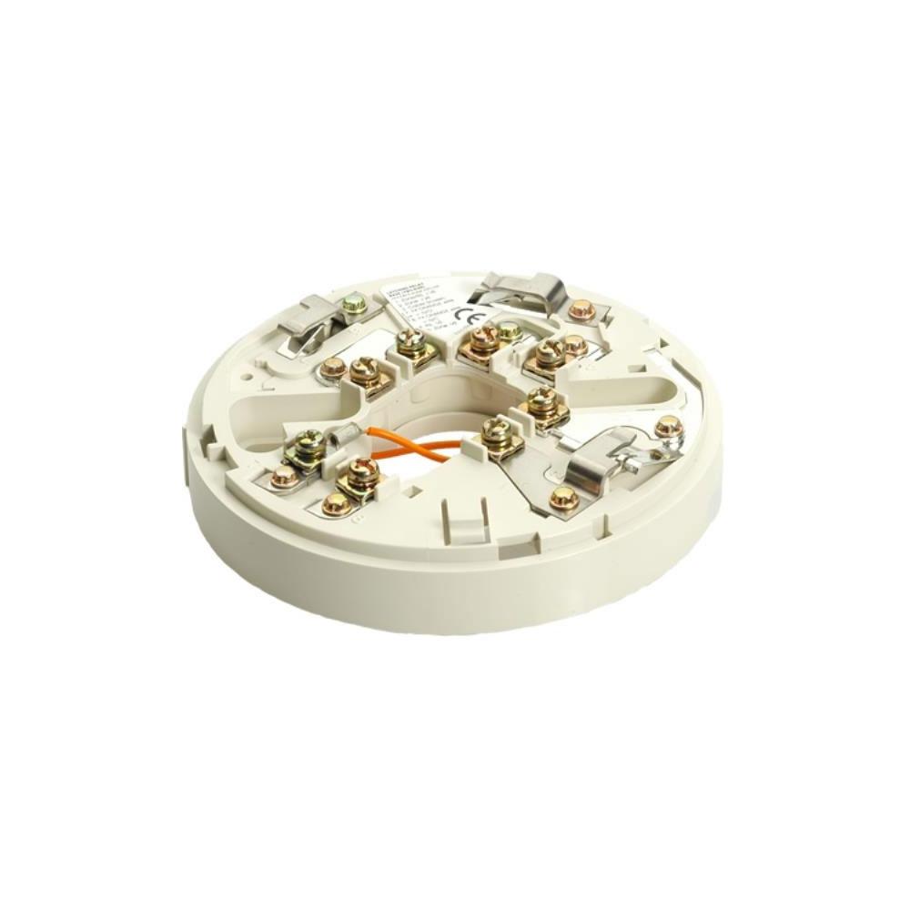 Soclu de montaj conventional cu releu si dioda Schottky Hochiki CDX YBO-R/6RS, cu blocare, cablu 2.5 mm2, ABS ivoriu imagine spy-shop.ro 2021