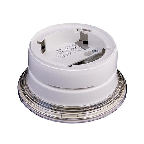 Soclu detector Argust Security SGRBS100-AV, sirena/flash integrat