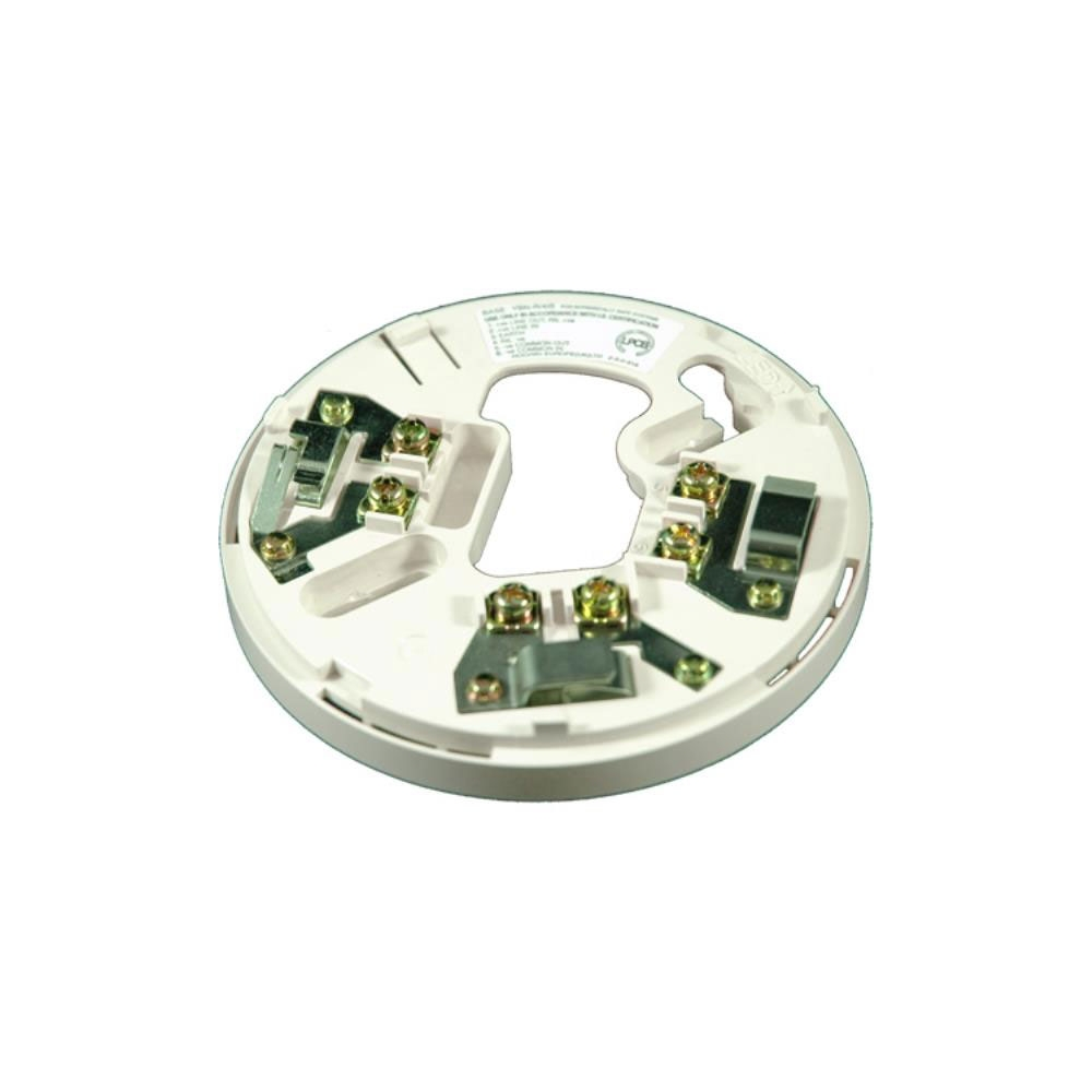 Soclu standard antiex Hochiki CDX YBN-R/4(IS), ABS ivoriu, 2.5 mm2 imagine spy-shop.ro 2021