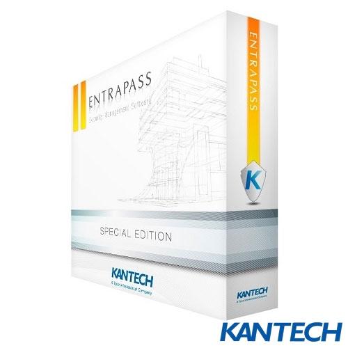 SOFTWARE CENTRALE KANTECH ENTRAPASS SPECIAL EDITION E-SPE-EN-V7