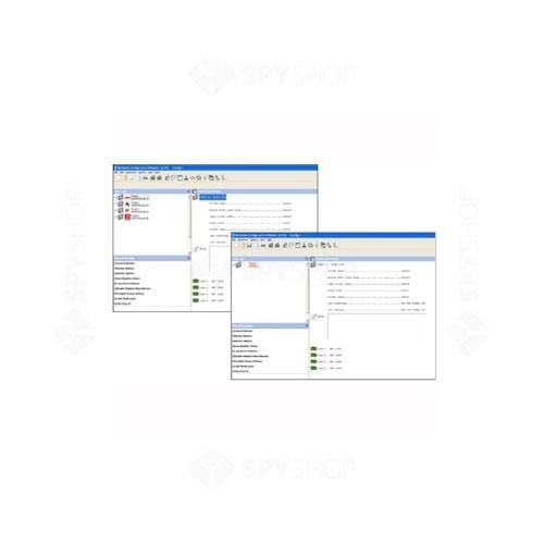 Software configurare centrale din seria MxPro5 Advanced PC-NET--003, cablu serial