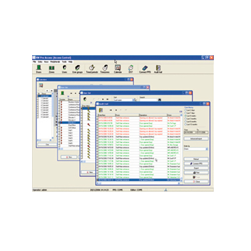 Software de control acces hotelier Salto HAMS500, 64000 utilizatori, 64000 usi/dulapuri imagine spy-shop.ro 2021
