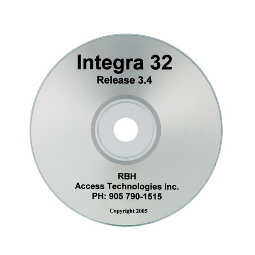 Software de management acces RBH INTEGRA32 SUITE, 64 usi imagine spy-shop.ro 2021