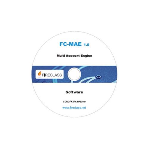 Software de monitorizare FireClass FC-MAE, 32 centrale, criptare AES128 imagine spy-shop.ro 2021