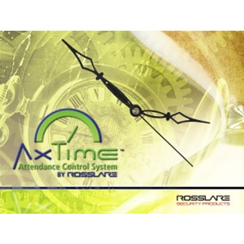 Software pentru pontaj Rosslare AXTIME-M1 imagine spy-shop.ro 2021