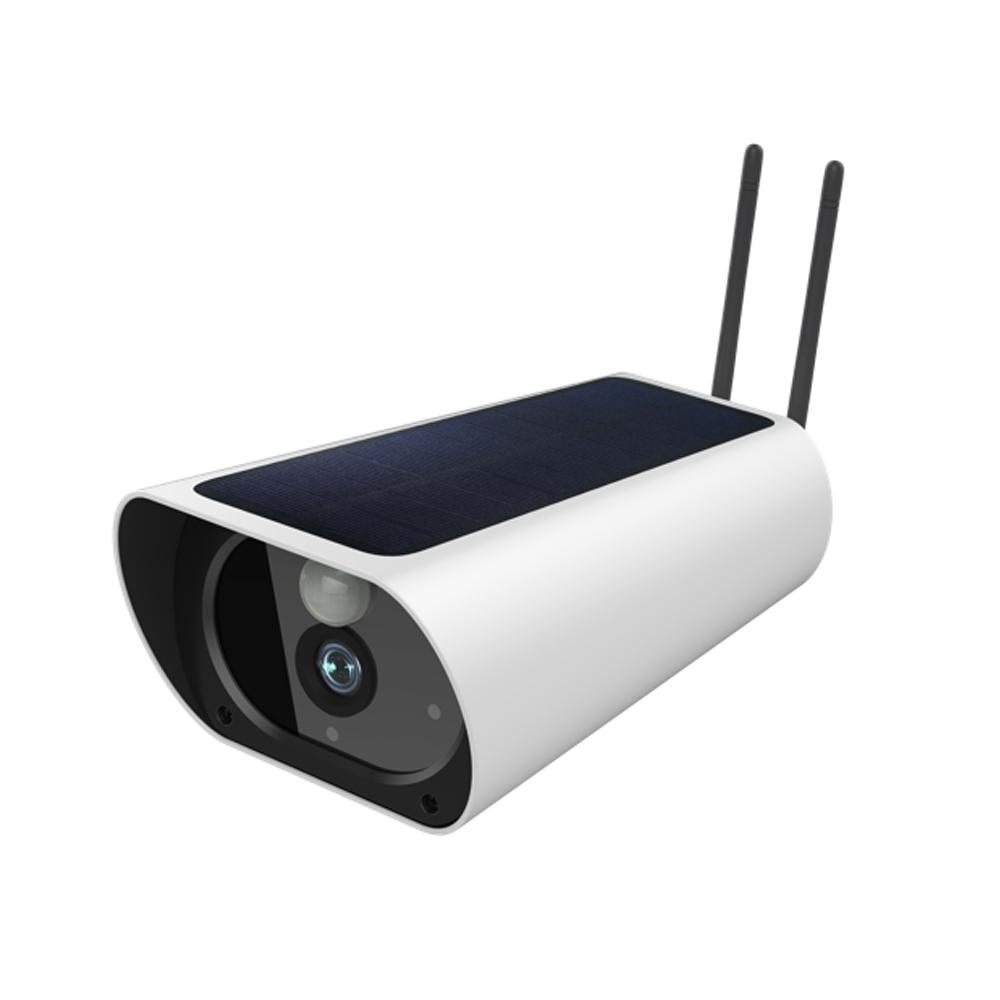 Camera supraveghere exterior IP cu panou solar, 2 MP, IR 5 m, 4G, 3.6 mm