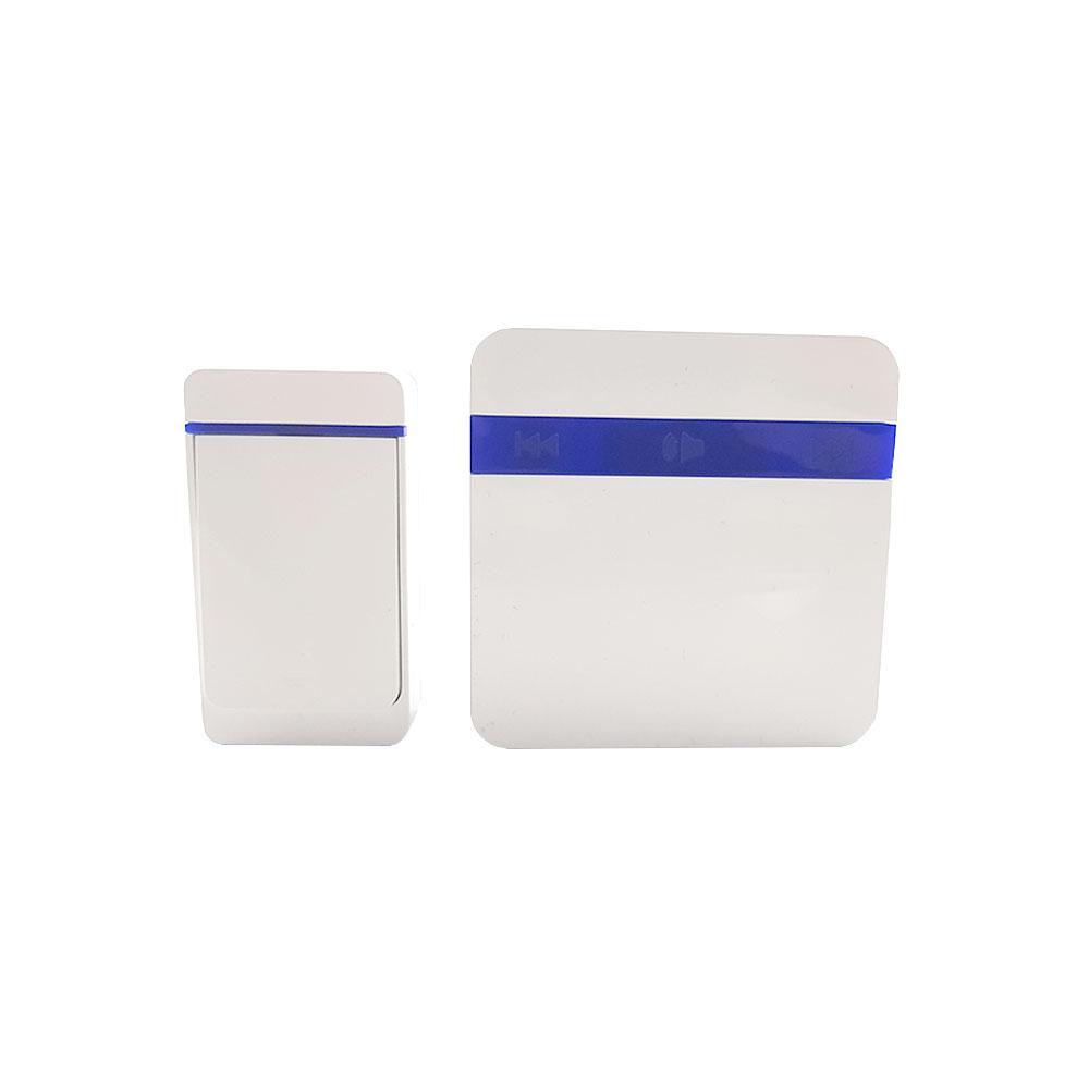 Sonerie wireless WD-X6, 433.92 MHz, 300 m, 38 melodii imagine spy-shop.ro 2021