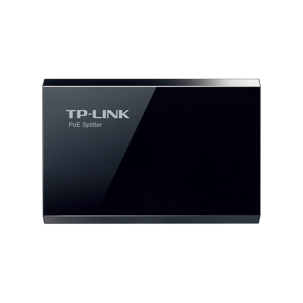 Splitter PoE TP-Link TL-PoE10R, 2 porturi Gigabit imagine spy-shop.ro 2021