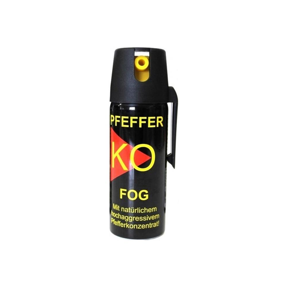 Spray paralizant cu piper GAS-KO-50, 40 ml imagine spy-shop.ro 2021