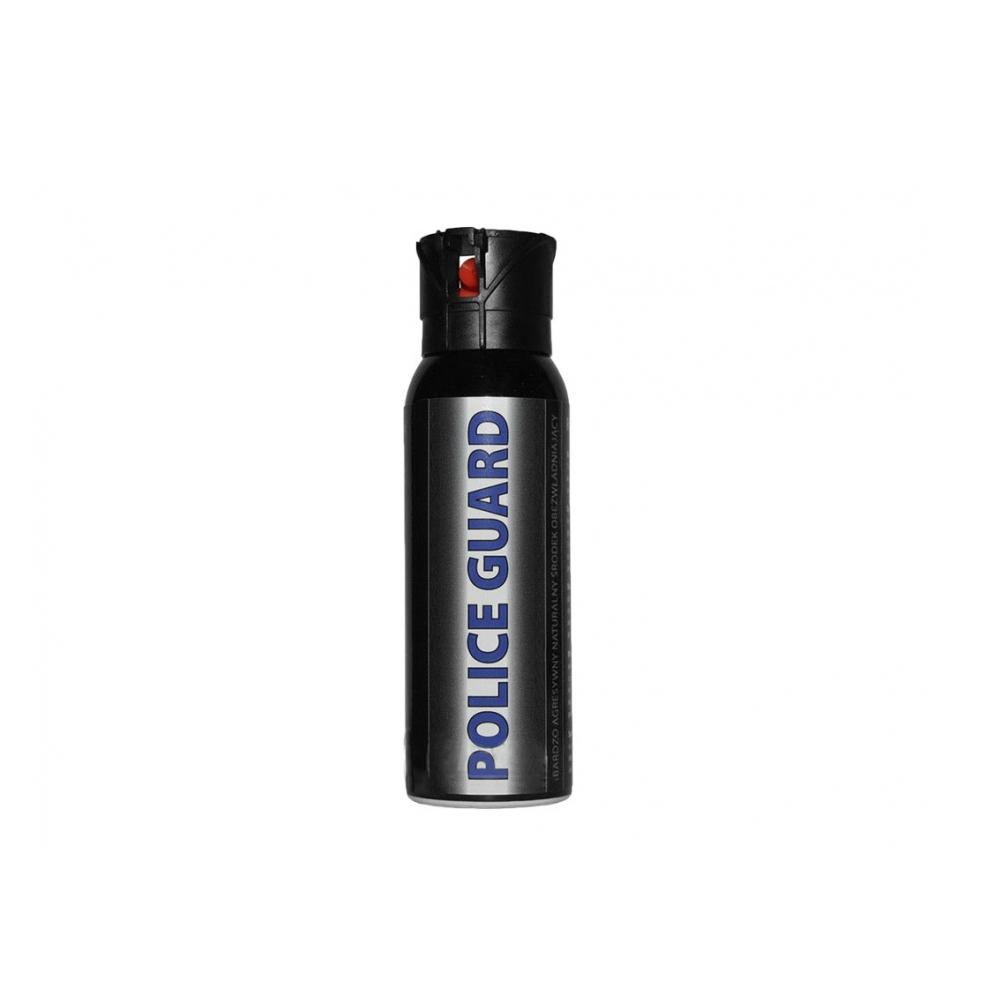 Spray paralizant cu piper Klever KO Police Guard, 100 ml imagine spy-shop.ro 2021