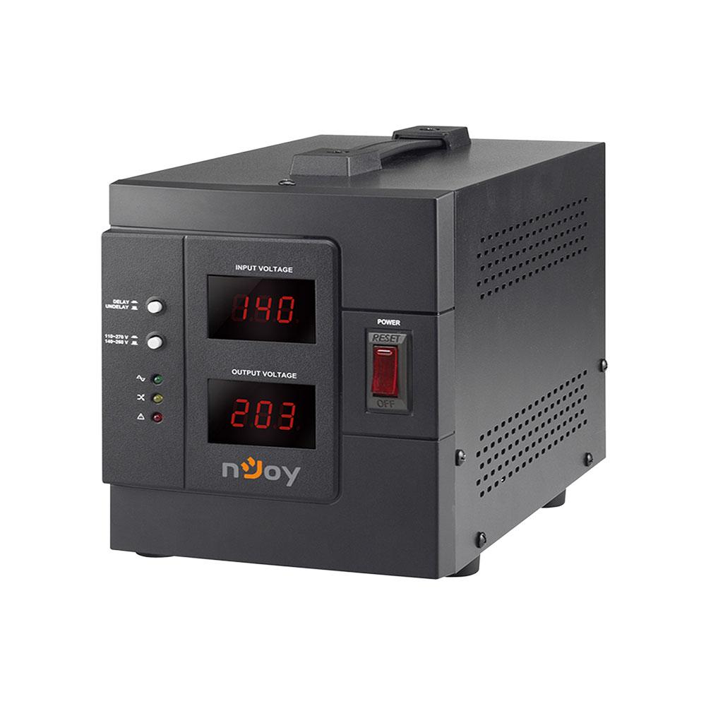 Stabilizator de tensiune Akin 2000 nJoy PWAV-20002AK-AZ01B imagine spy-shop.ro 2021