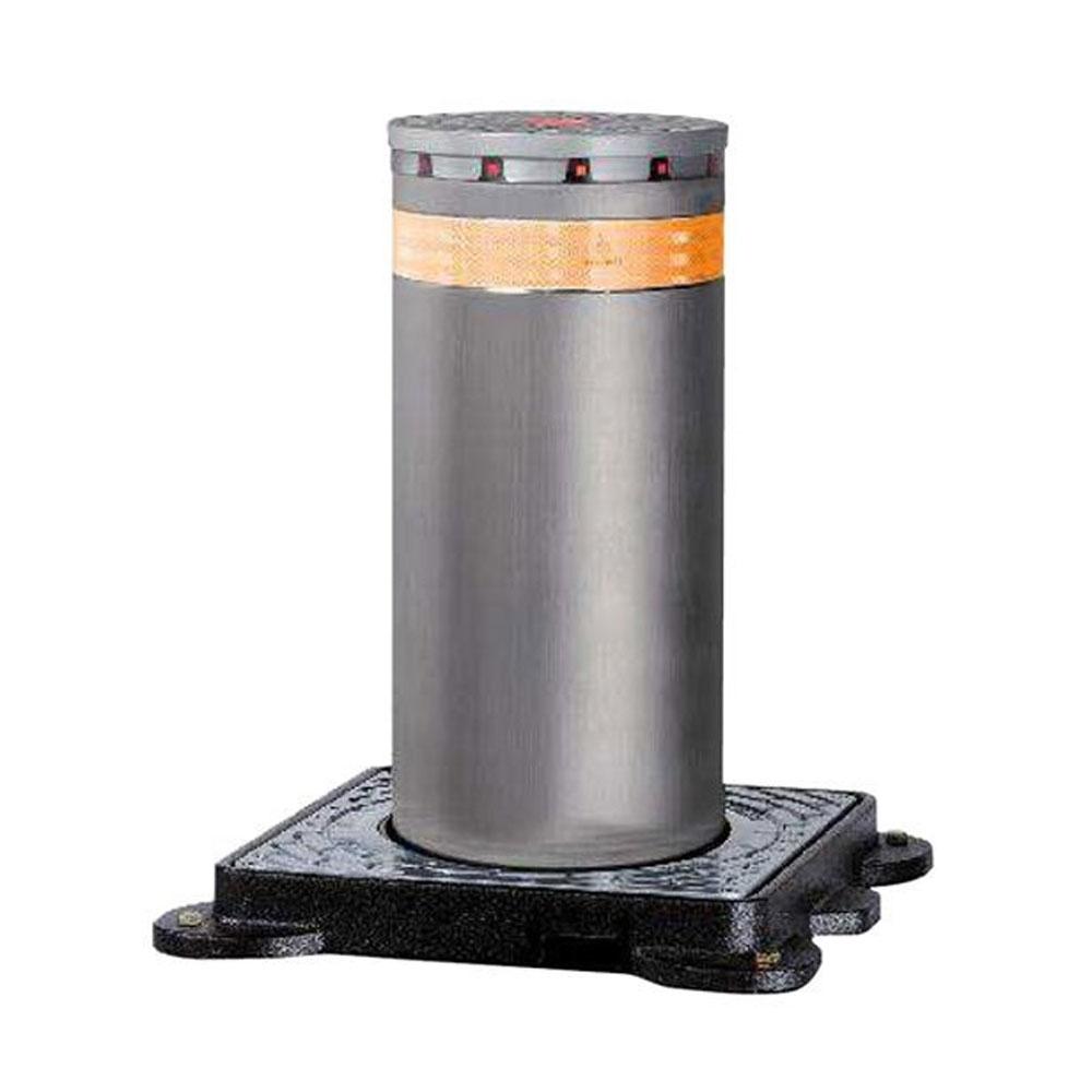 Stalp fix restrictionare acces auto FAAC J275 F 600, otel inoxidabil