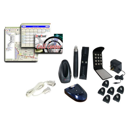Kit gestionare si control rond Rosslare GCK-02 imagine spy-shop.ro 2021