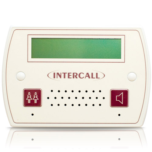 Statie de apelare asistenta audio video Intercall L758 imagine spy-shop.ro 2021