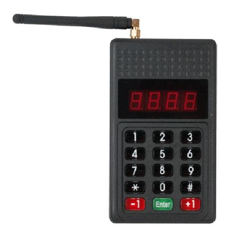 Statie de apelare Y-P800, wireless, IP33, 999 receptoare imagine spy-shop.ro 2021